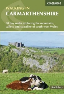 Walking in Carmarthenshire, Paperback / softback Book