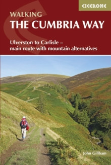 The Cumbria Way, Paperback Book