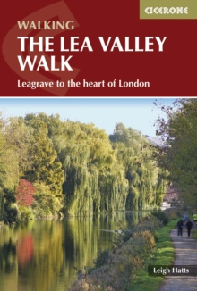 The Lea Valley Walk, Paperback Book