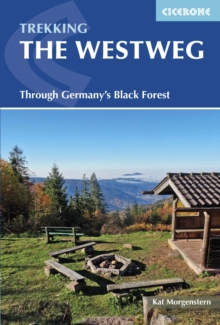The Westweg : Through Germany's Black Forest, Paperback Book