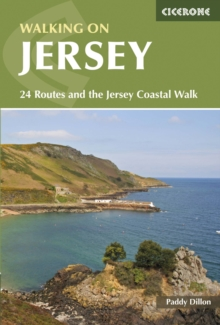 Walking on Jersey : 24 Routes and the Jersey Coastal Walk, Paperback / softback Book