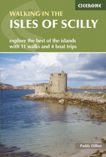 Walking in the Isles of Scilly, Paperback Book