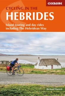 Cycling in the Hebrides, Paperback Book