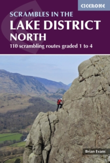 Scrambles in the Lake District - North, Paperback / softback Book