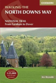 The North Downs Way, Paperback / softback Book