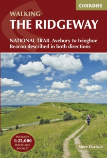 The Ridgeway National Trail : Avebury to Ivinghoe Beacon, described in both directions, Paperback Book