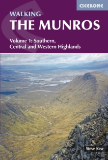Walking the Munros Vol 1 - Southern, Central and Western Highlands, Paperback Book