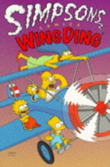 Simpsons Comics Wingding, Paperback / softback Book