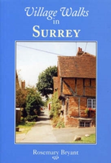Village Walks in Surrey, Paperback Book