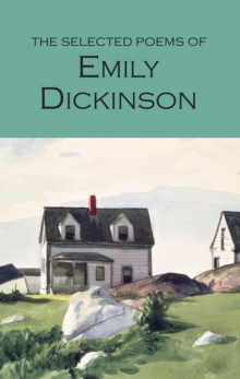 The Selected Poems of Emily Dickinson, Paperback Book