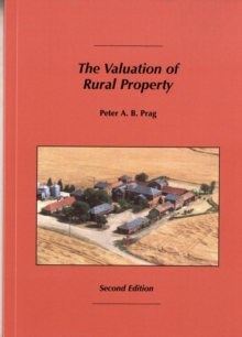 Valuation of Rural Property, Paperback Book