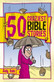 50 Craziest Bible Stories, Paperback Book