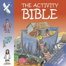 Activity Bible Under 7's, Paperback Book