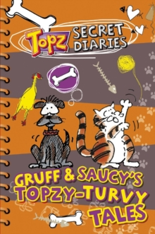 Gruff & Saucy's Topzy Turvy Tales, Paperback / softback Book
