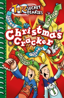 Topz Christmas Cracker, Paperback Book