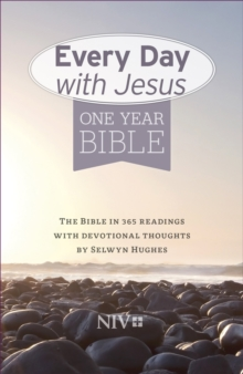 Every Day with Jesus One Year Bible NIV, Hardback Book