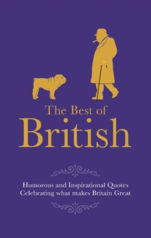 The Best of British, Hardback Book