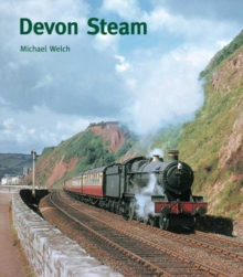 Devon Steam, Hardback Book