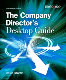 The Company Directors Desktop Guide, Other book format Book