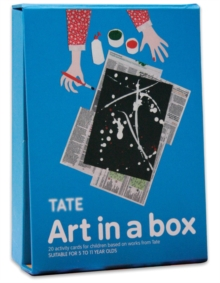Art in a Box (Revised Edition), Other merchandise Book