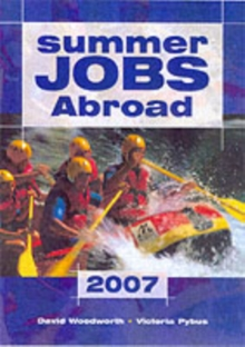 Summer Jobs Abroad, Paperback Book