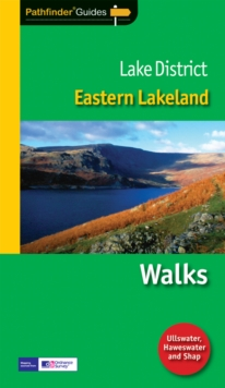 Pathfinder Lake District: Eastern Lakeland, Paperback Book