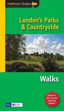 Pathfinder London's Parks & Countryside, Paperback Book