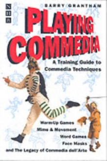 Playing Commedia, Paperback Book