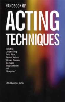Handbook of Acting Techniques, Paperback / softback Book