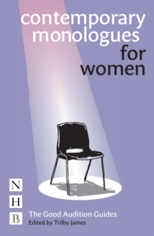 Contemporary Monologues for Women, Paperback / softback Book