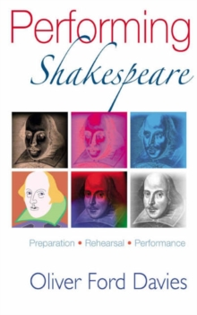 Performing Shakespeare, Paperback Book