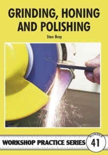 Grinding, Honing and Polishing, Paperback / softback Book