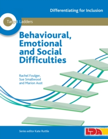 Target Ladders: Behavioural, Emotional and Social Difficulties, Mixed media product Book