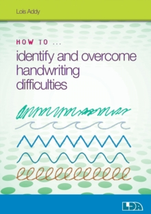 How to Identify and Overcome Handwriting Difficulties, Mixed media product Book