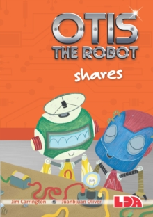 Otis the Robot Shares, Paperback Book