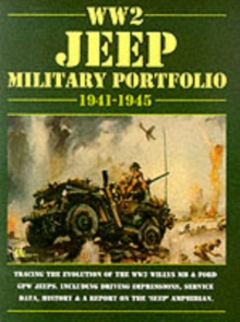 WW2 Jeep Military Portfolio 1941-1945, Paperback Book