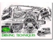 Land Rover Driving Techniques, Paperback Book