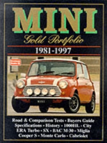 Mini Gold Portfolio, Paperback Book