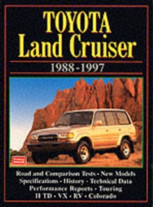 Toyota Land Cruiser : 1988 to 1997, Paperback Book