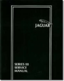 Jaguar/Daimler Series III Service Manual : Bk. 1, Paperback / softback Book