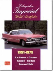 Chrysler Imperial Gold Portfolio, Paperback / softback Book