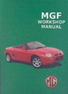 MGF Workshop Manual, Paperback / softback Book
