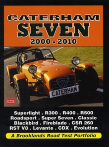 Caterham Seven 2000-2010 Road Test Portfolio, Paperback Book