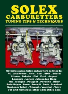 Solex Carburetters Tuning Tips & Techniques, Paperback / softback Book