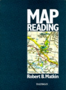 Map Reading, Paperback Book