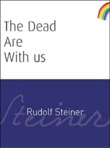 The Dead Are With Us, Paperback / softback Book