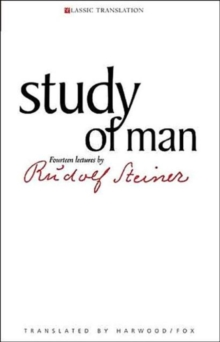 Study of Man : General Education Course, Paperback Book