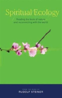 Spiritual Ecology : Reading the Book of Nature and Reconnecting with the World, Paperback / softback Book
