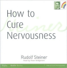 How to Cure Nervousness, CD-Audio Book