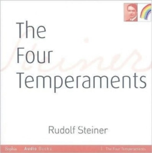 The Four Temperaments, CD-Audio Book